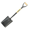 Contractor MYD Solid Socket Square Mouth Shovel