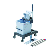 Vileda UltraSpeed Pro Mopping Trolley