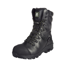 Rockfall Monzonite Hi-Leg Metatarsal Non-Metallic Waterproof Safety Boot with Midsole
