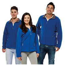 Regatta Adamsville Full Zip Fleece - Oxford Blue